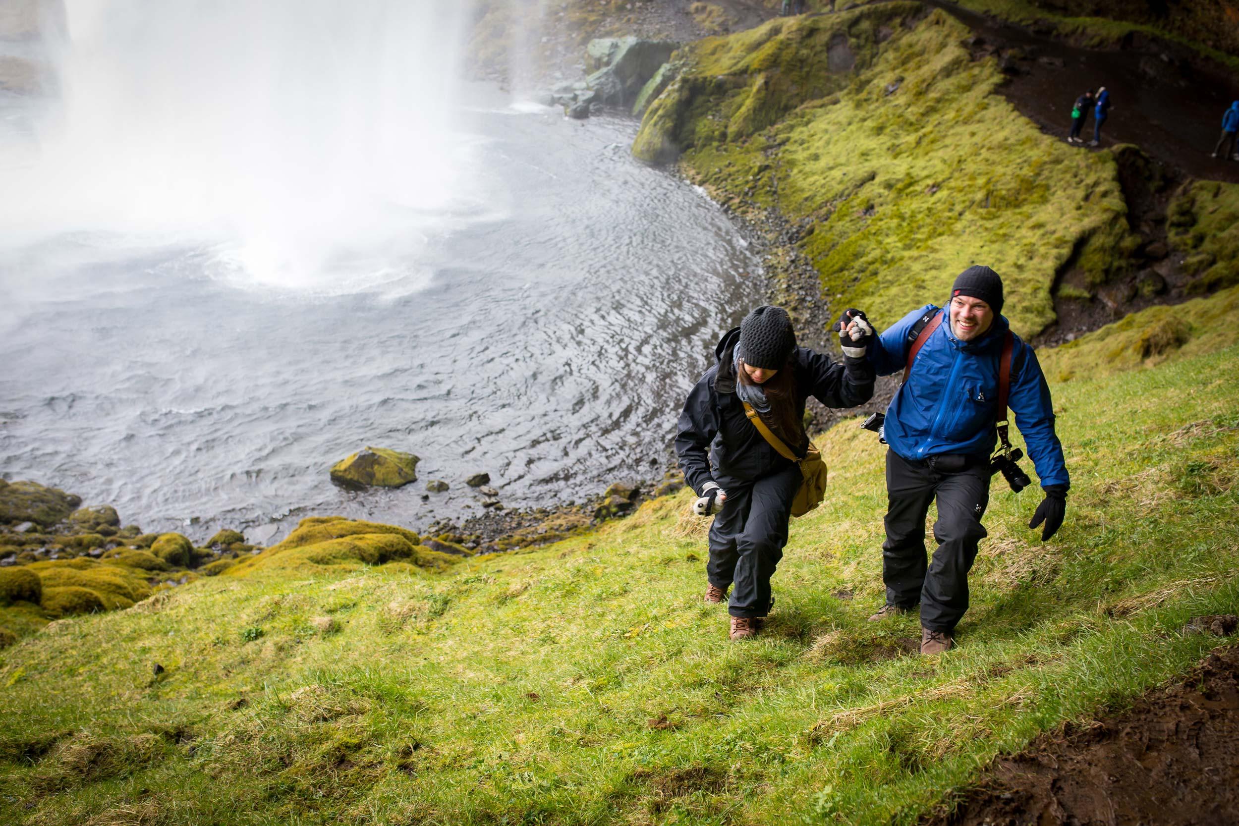 Reportage, Iceland, Divers, Heleen Klop fotografie